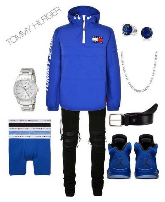 Swag Outfit Ideas for Guys