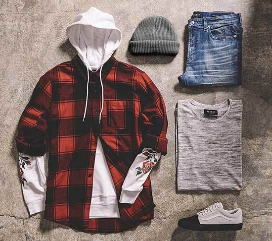 Stylish Swag Outfits for Guys