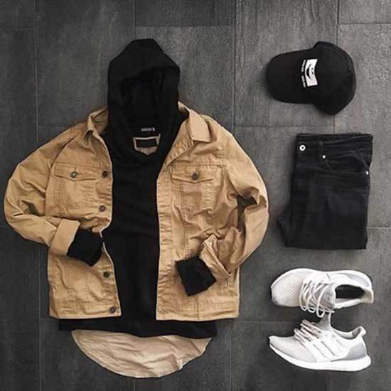 Streetwear Swag Outfits for Guys