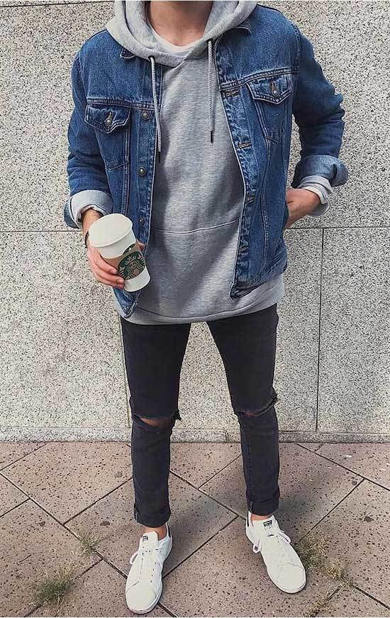Trendy Mens Streetwear Outfits