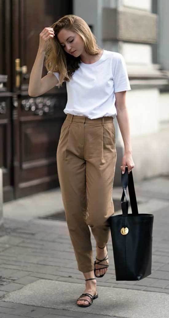 Modern Business Casual Outfits