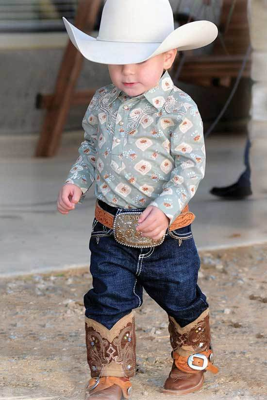 Little Boy Country Outfits-19