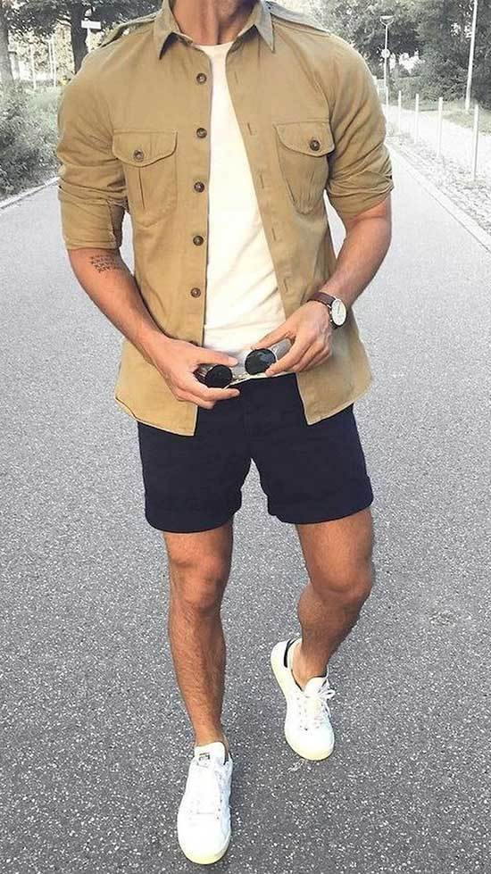 2019 Summer Outfits for Men