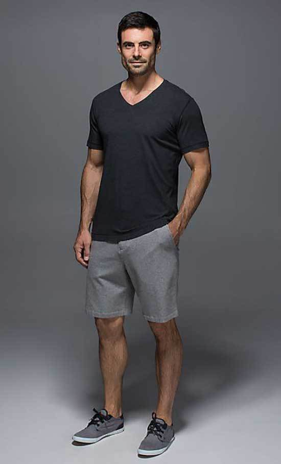 Athletic Summer Outfits for Men