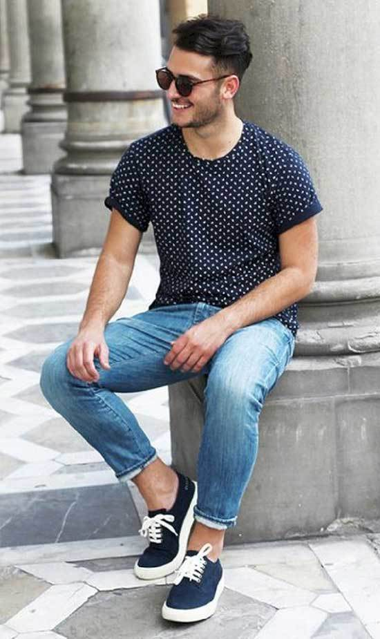 Cute Summer Outfits for Men