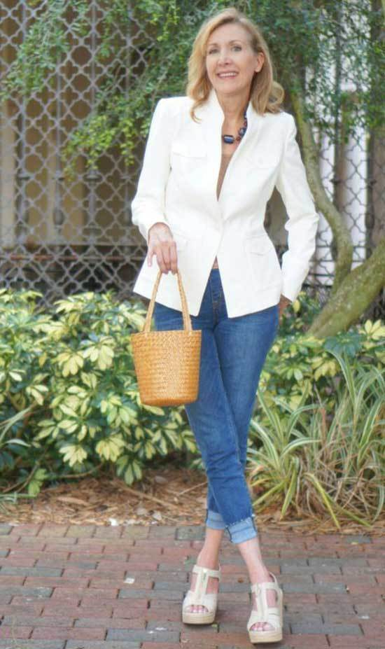 Business Casual Outfits for Women Over 50