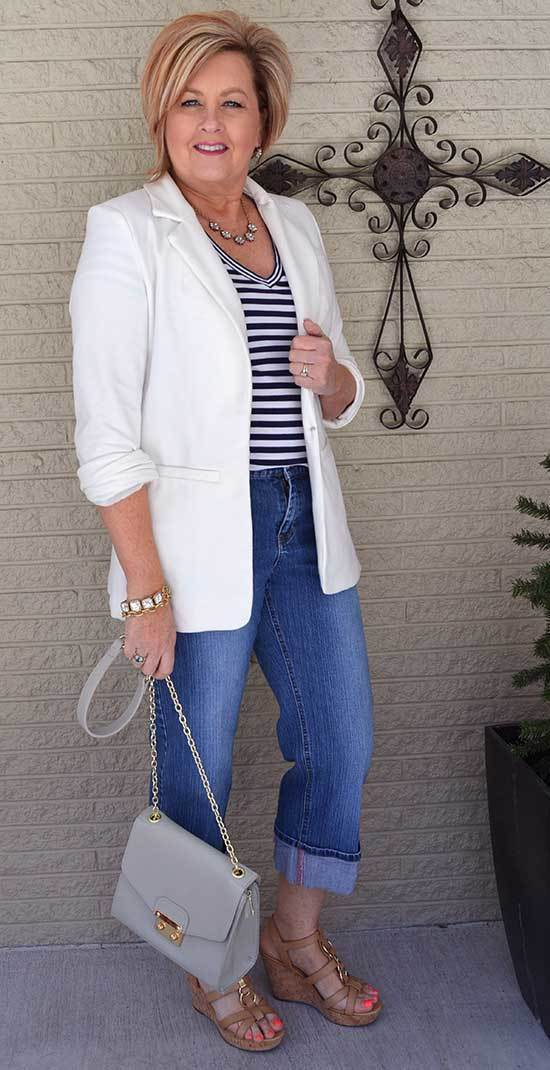 Spring Outfits for Over 50