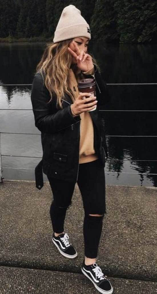 Casual Outfits with Sneakers