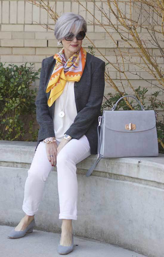 Classy Outfits for Over 50