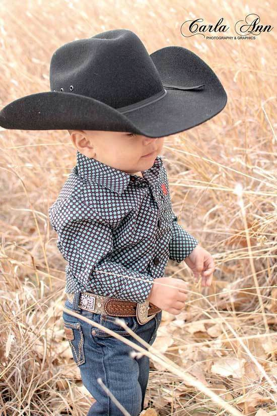 Country Outfits for Boys