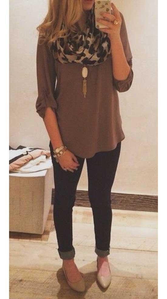Fashionable Teacher Outfits