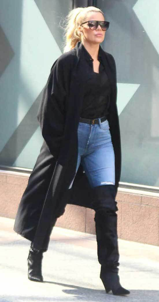 Khloe Kardashian Outfits