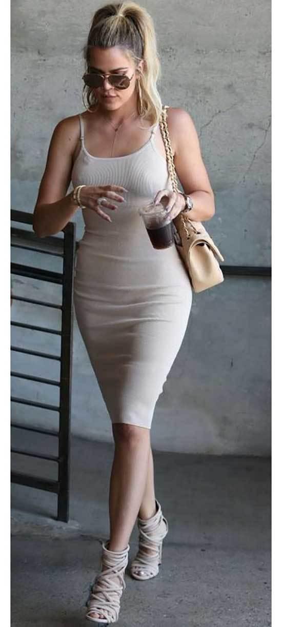Khloe Kardashian Styles
