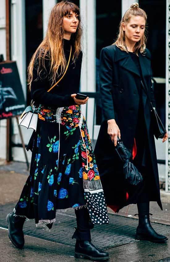 Fashion Week Fall Outfits