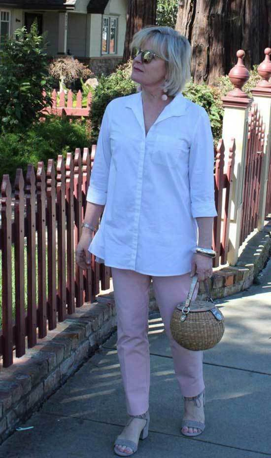 Stylish Outfits for Women Over 50