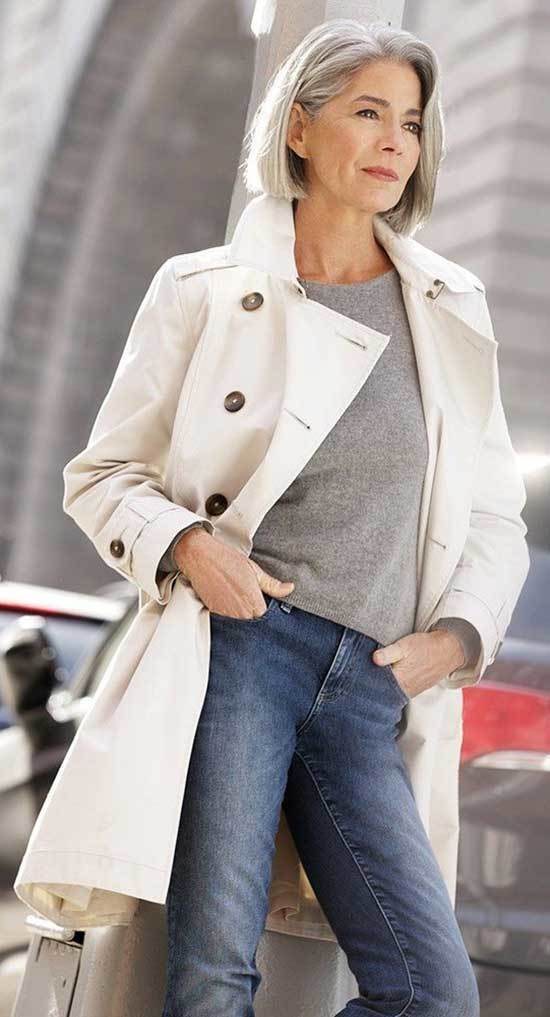 Stylish Outfits for Over 50