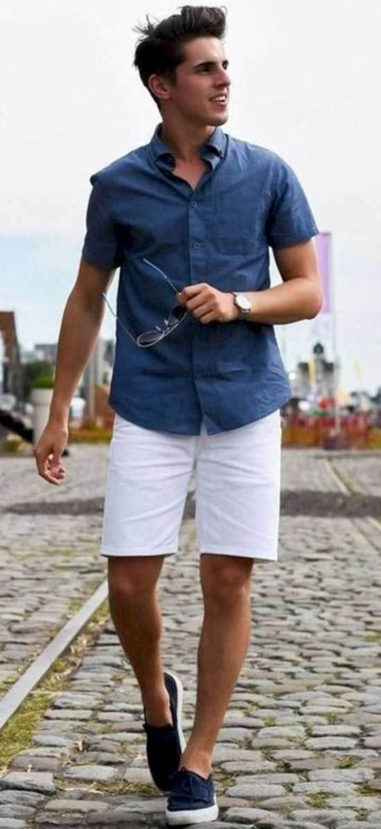Summer Outfits for Teen Men