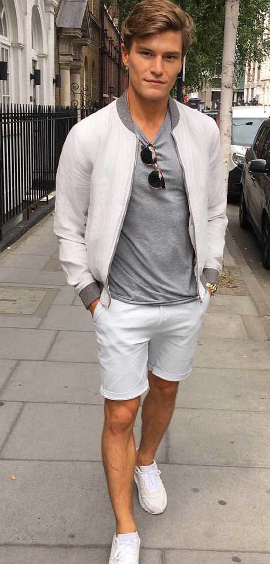 Summer Spring Outfits for Men