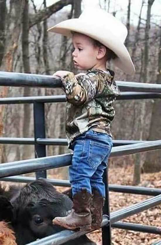 Little Boy Country Outfits for Baby Boys