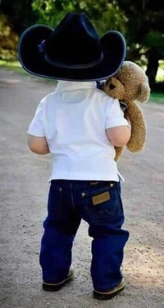 Little Boy Country Jean Outfits