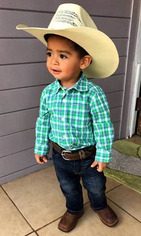 Trendy Little Boy Country Outfits