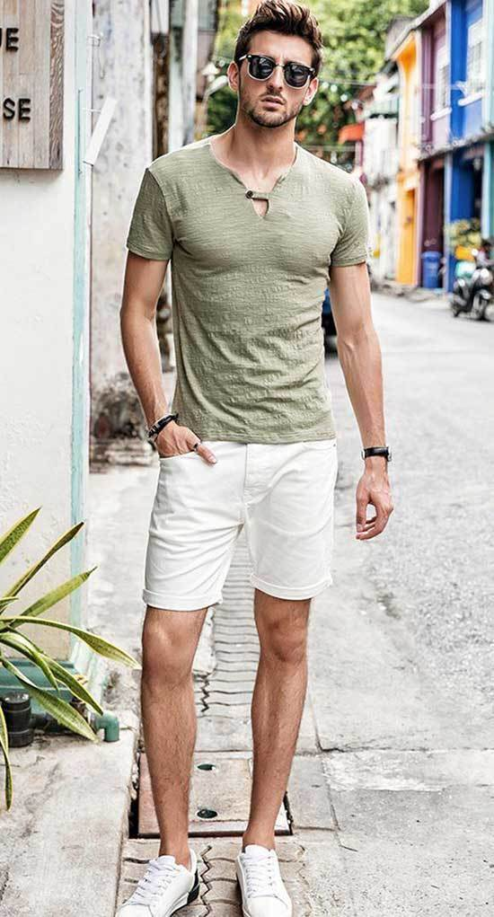 Vintage Summer Outfits for Men