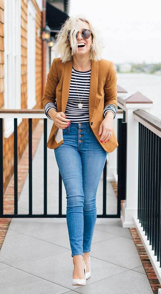 High Waisted Pants Outfits-46
