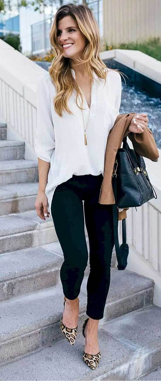 Business Casual Fall Outfits
