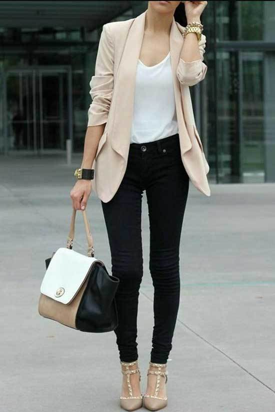 Classy Business Casual Outfits