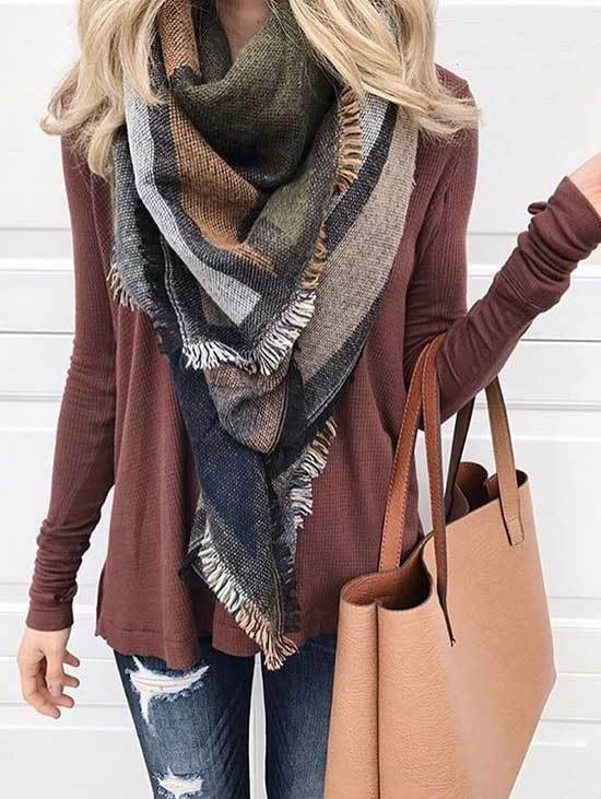 Comfortable Fall Outfits