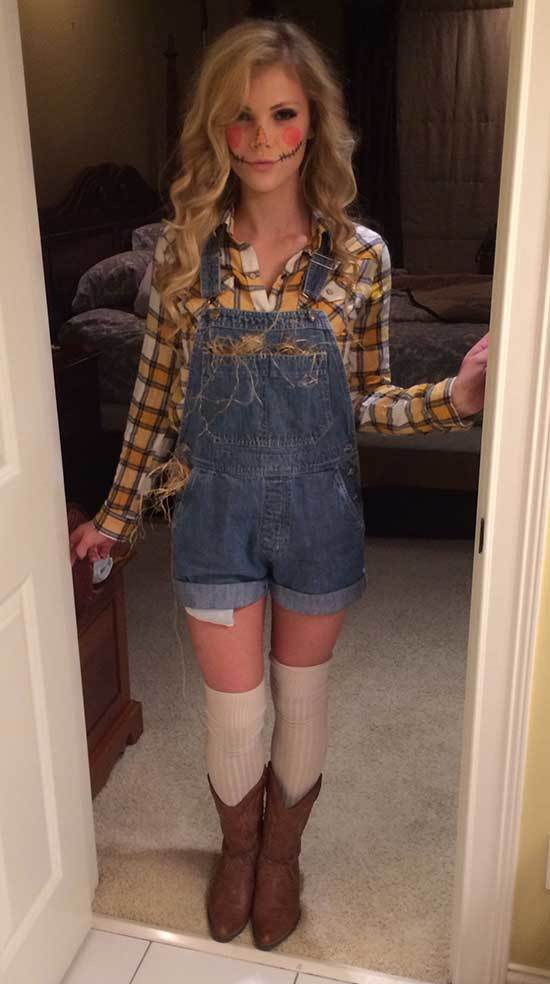 Halloween Costumes From Your Closet