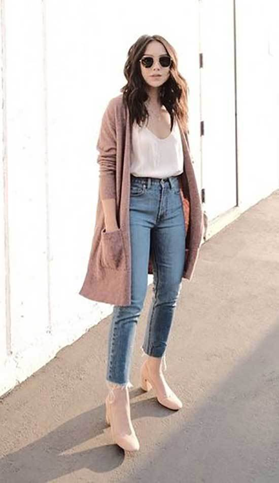 High Waisted Pants Outfits for Girls