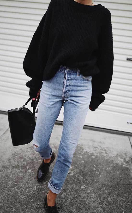 High Waisted Jeans Styles