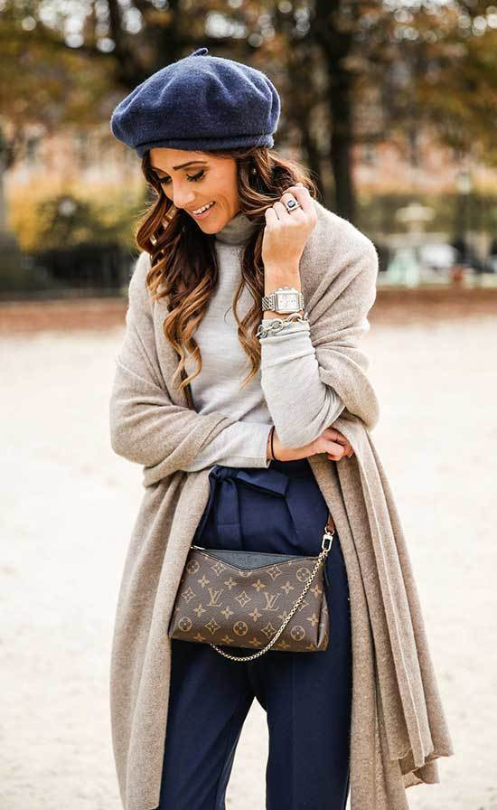 Paris Fall Outfits
