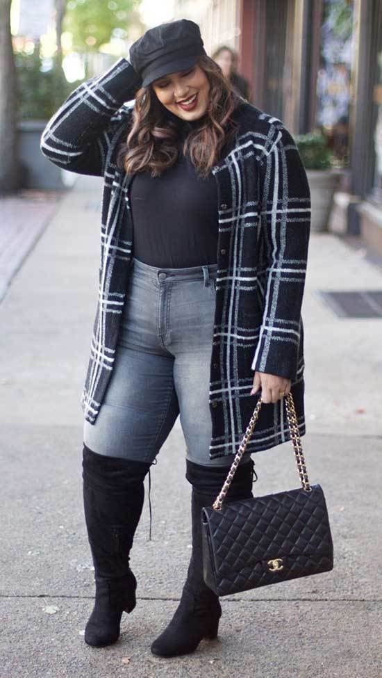 Plus Size Fall Outfits for Girls