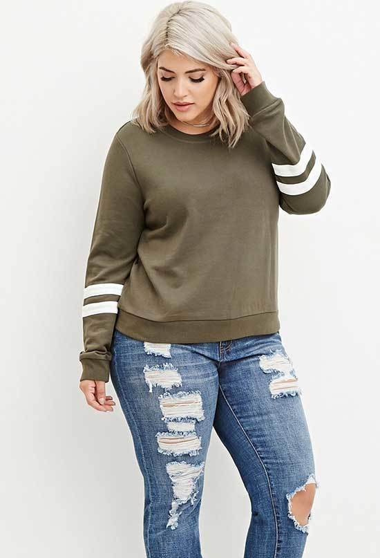 Cozy Plus Size Fall Outfits