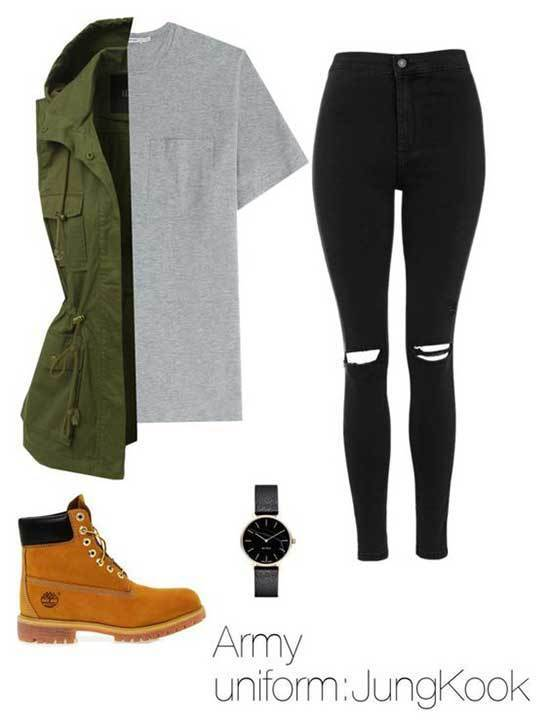 Timberland Outfit Ideas