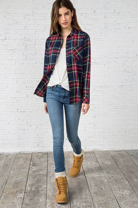 Timberland Outfits for Women