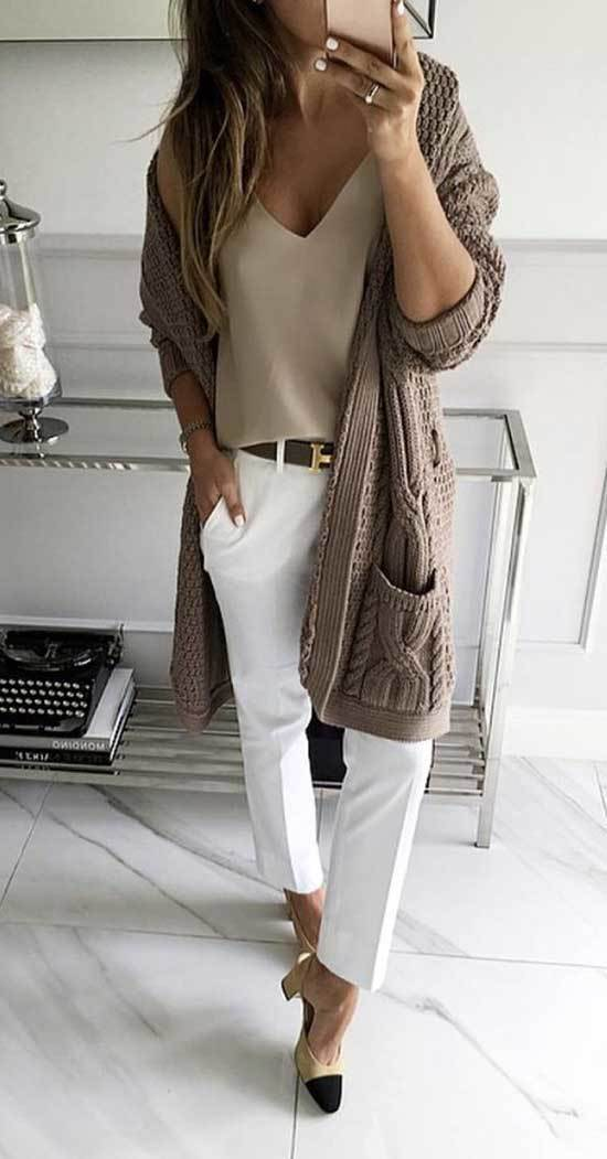 Business Casual Pants Outfits