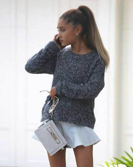 Ariana Grande Outfits 2019-22