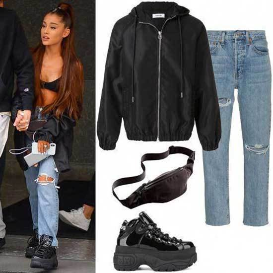 Ariana Grande Outfits 2019-24