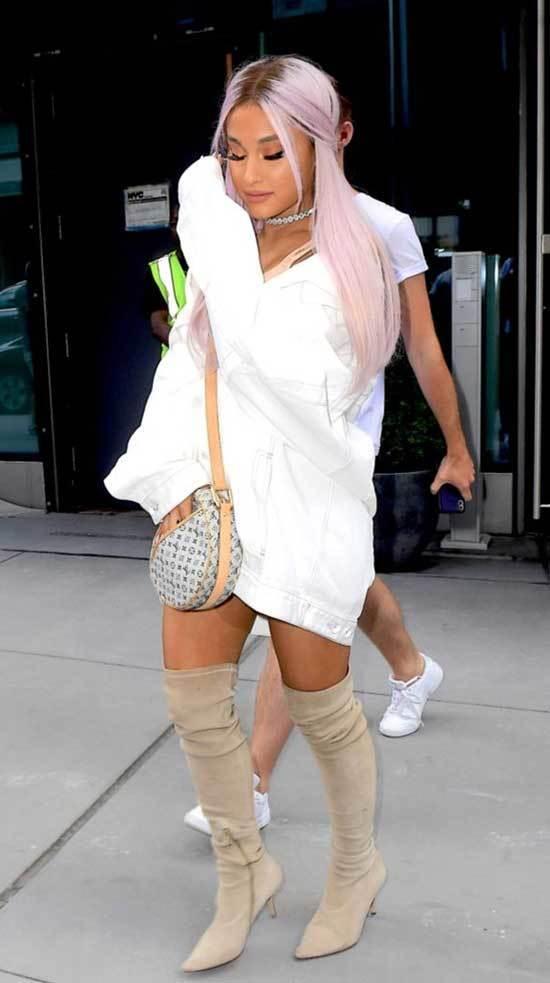 Ariana Grande Streetwear