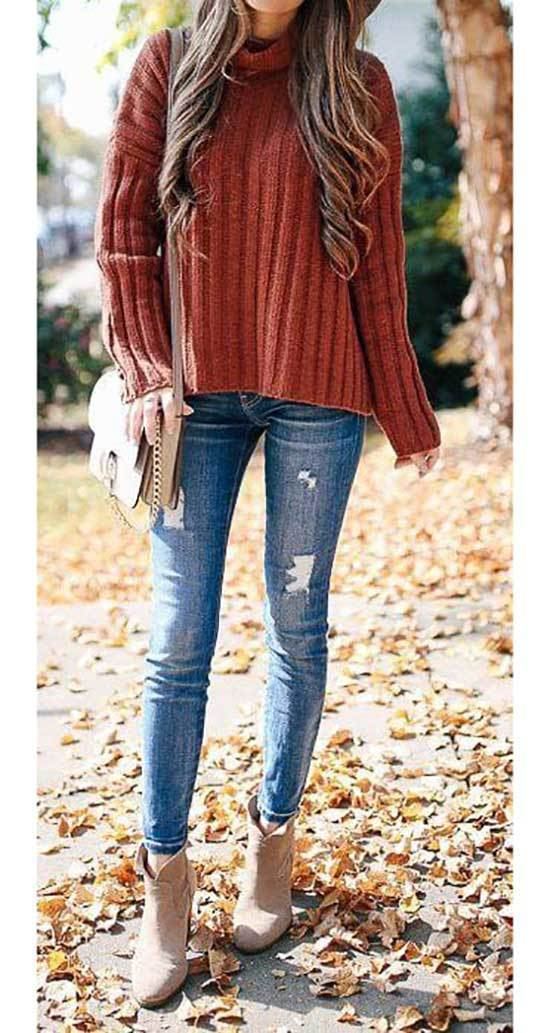 Easy Winter Outfit Ideas