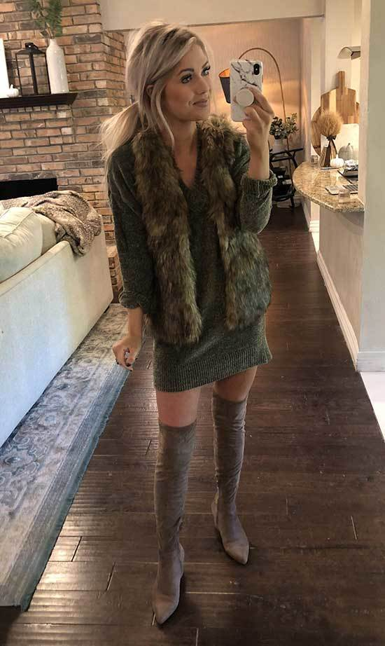 Comfortable Thanksgiving Outfits for Women