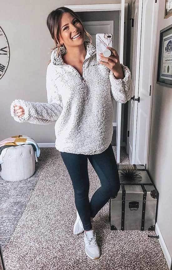 Comfy Winter Outfit Ideas