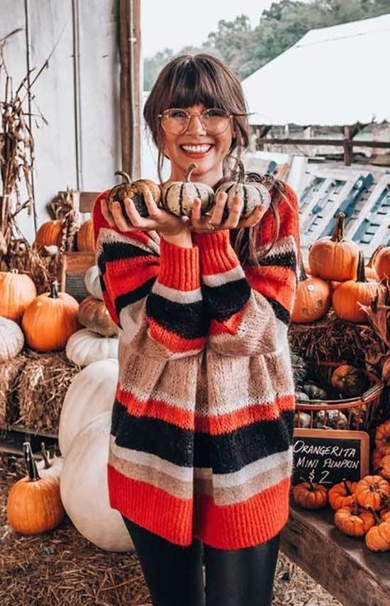 Cozy Thanksgiving Outfits for Women