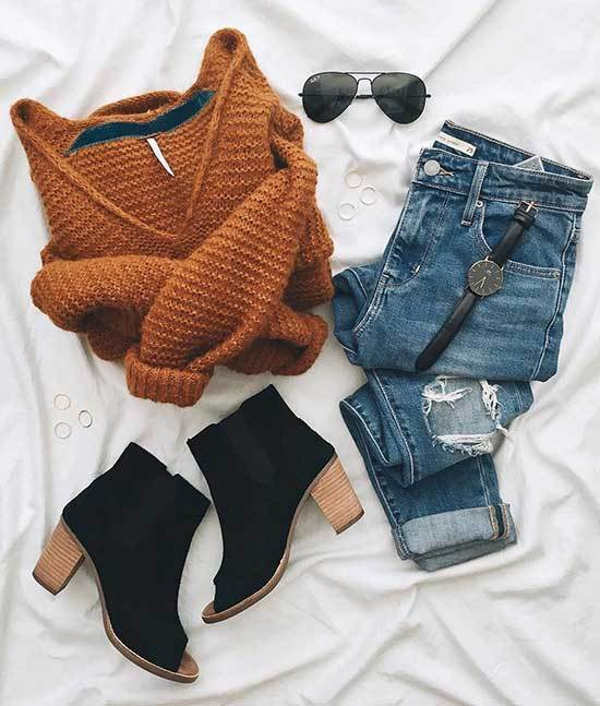 Cute Comfy Winter Outfits