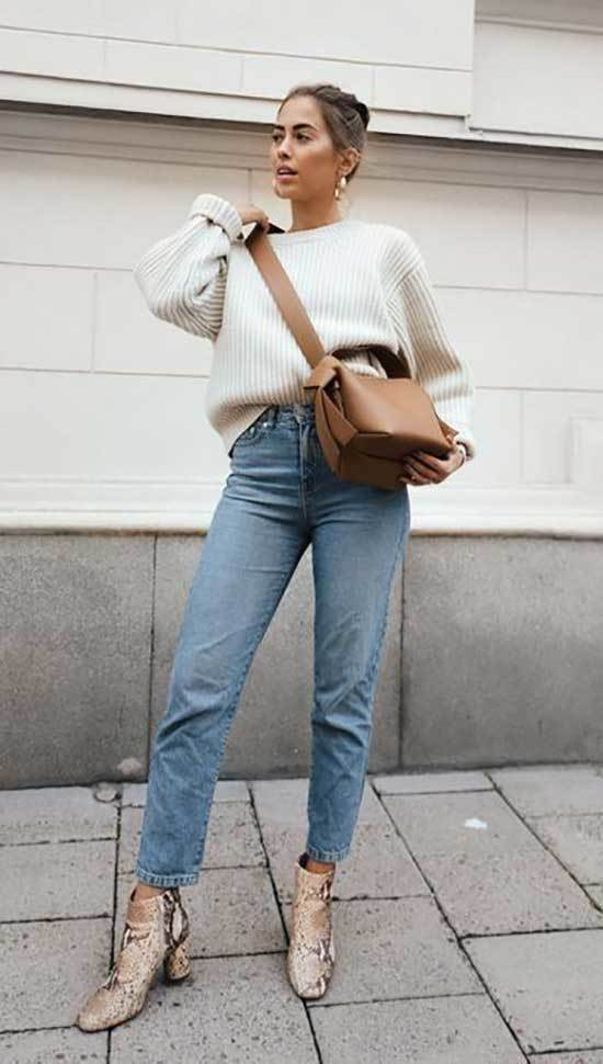 Jeans Boots Outfit