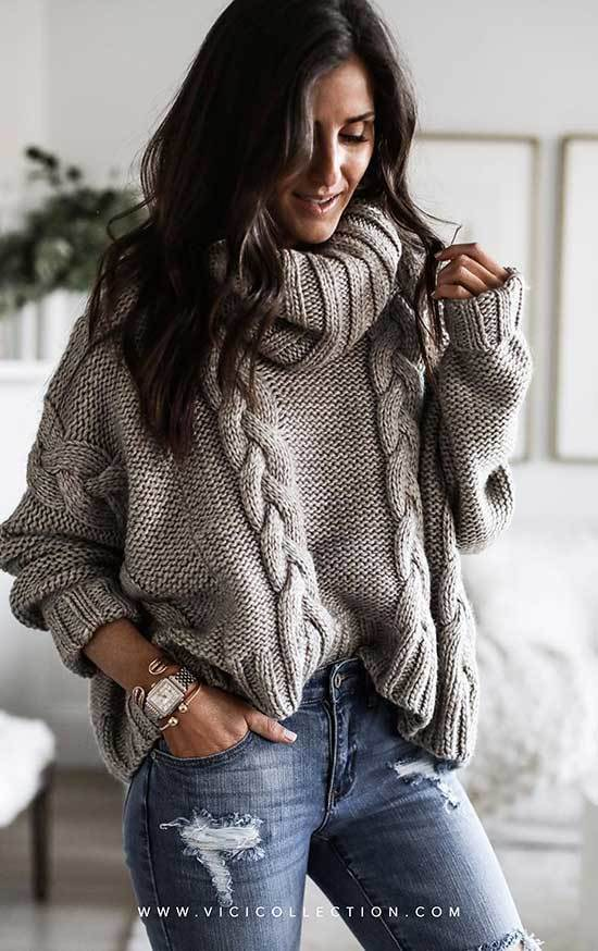Oversized Winter Outfit Ideas