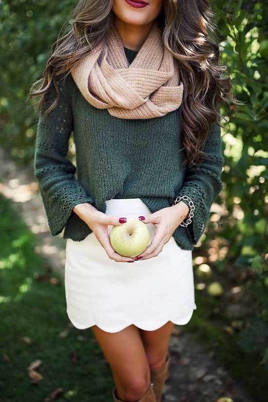 Preppy Thanksgiving Outfits for Women